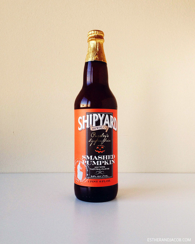 100 days of less things. Shipyard Smashed Pumpkin Pugsley's Signature Series. 100 days of less things challenge. 100 days of less challenge. 100 days of less stuff. 100 days of less things. less is more blog. less is more. living with less stuff and decluttering.