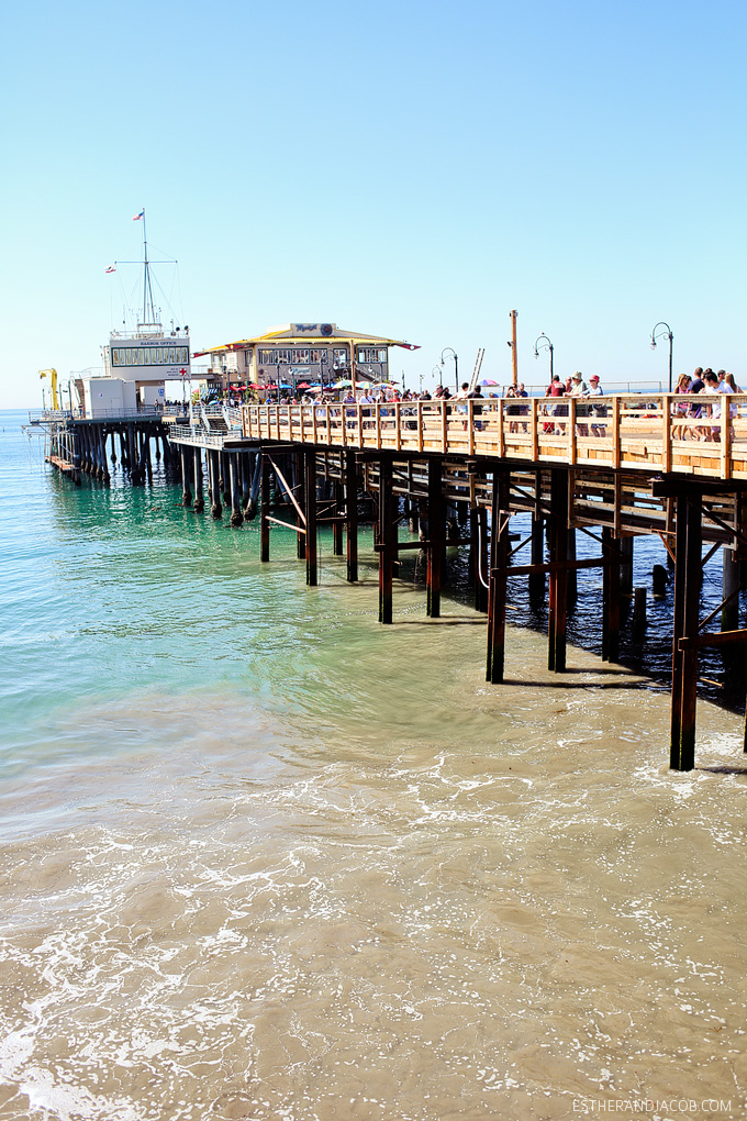 Santa Monica Pier. things to do in santa monica. santa monica pier pictures. santa monica pier ferris wheel. things to do in LA. free things to do in la.