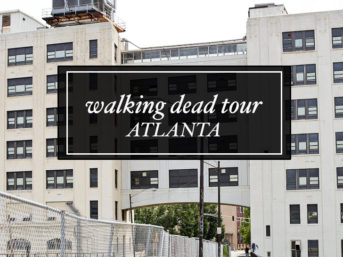 The Walking Dead Filming Locations.