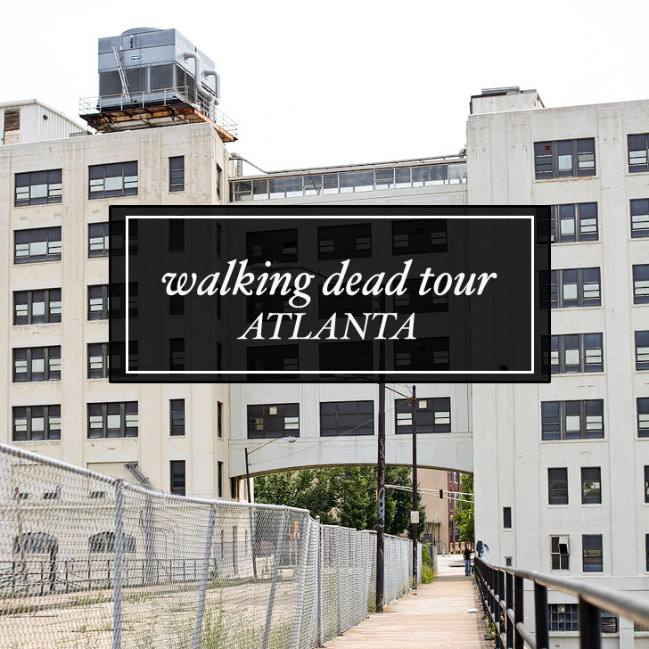 The Walking Dead Tour Atlanta