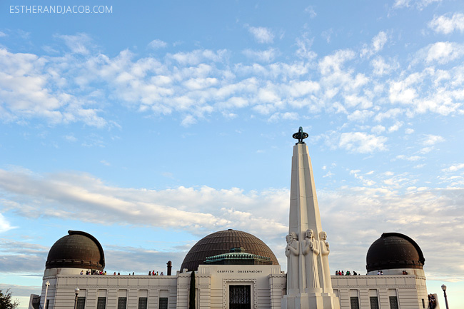 view from griffith observatory pictures. observatory griffith. things to do in la.