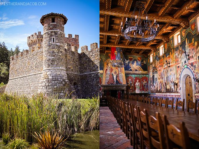 Castello di Amorosa | Napa Valley CA Wine Tasting