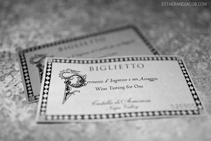 Napa Valley Wine Tasting | Castello di Amorosa
