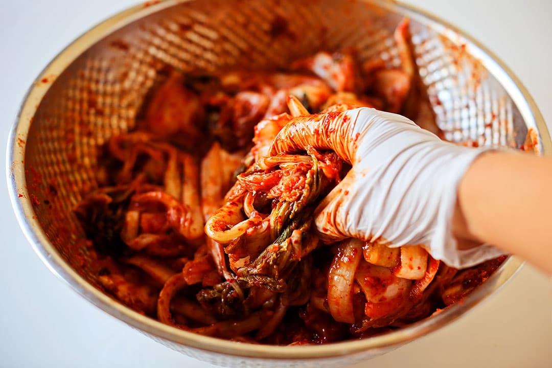Mom's Kimchi Recipe | Korean Food 김치