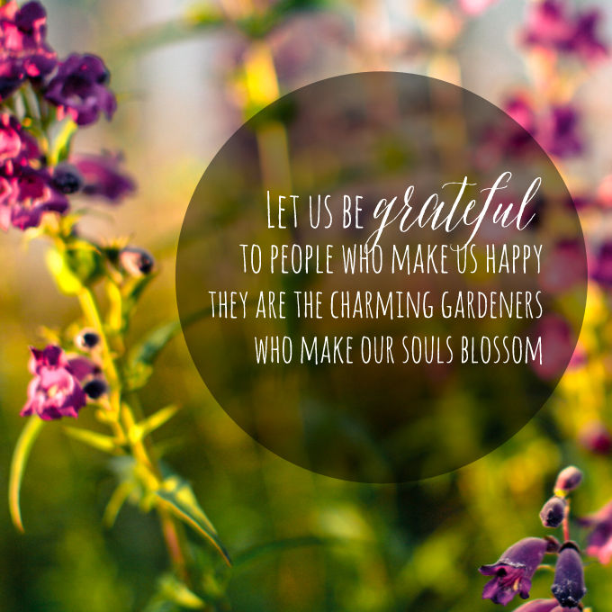 Why I'm Grateful for 2013 | Having an Attitude of Gratitude
