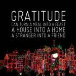 My Gratitude List on Christmas Day | Week 15