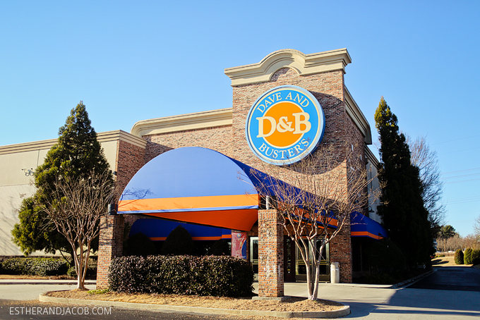 Dave and Busters Atlanta. Dave and Busters locations. 52 dates and 52 date ideas for couples. fun dating ideas, creative date ideas.
