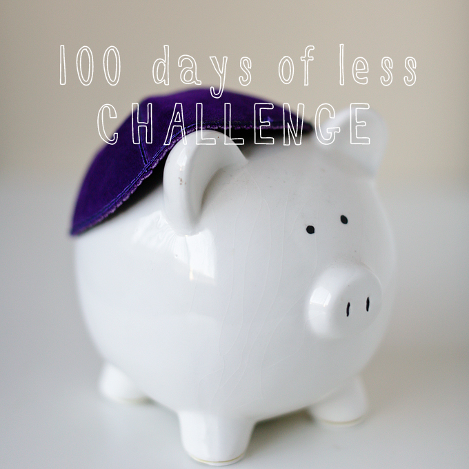100 days of less Challenge Complete! Journey to Minimal Living