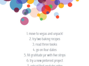 personal goal setting. getting stuff done this month with my 8 monthly goals for February. I've been doing monthly goals along with the weekly wishes community of goal setters.