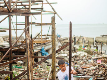 The rebuilding of tacloban philippines witnessed on our relief trip.