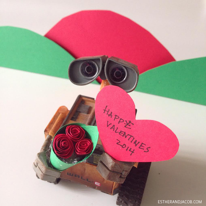 valentine's day 2014 from wall-e