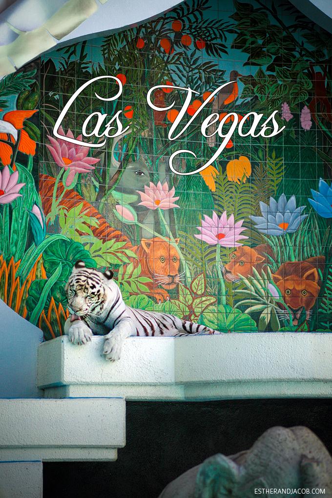 Living in Las Vegas.