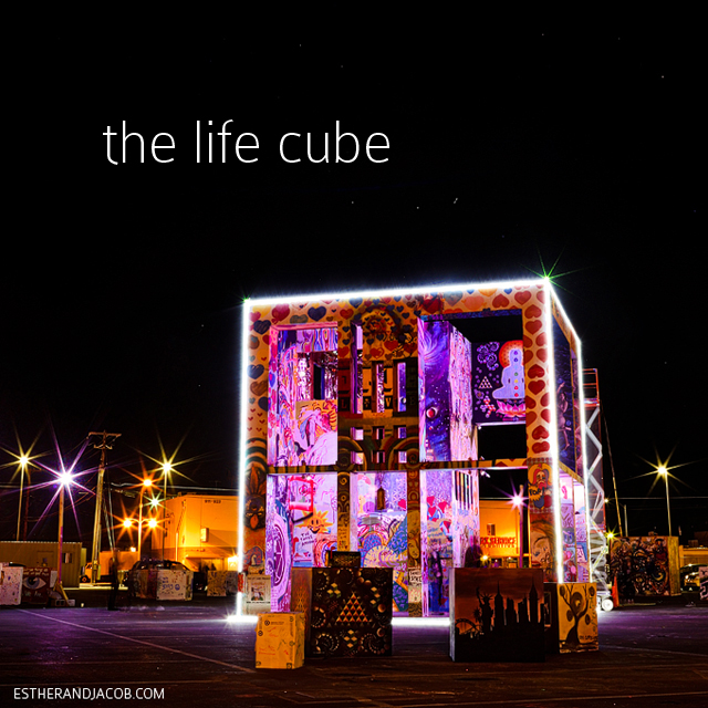 The Life Cube Project   Downtown Project Las Vegas