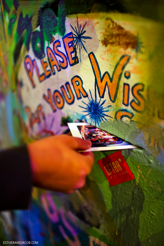 Wish Sticks for the Life Cube Project |  Downtown Project Las Vegas.