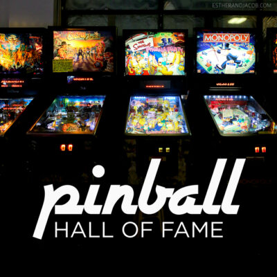 Pinball Hall of Fame Las Vegas NV / Cheap things to do in Vegas.