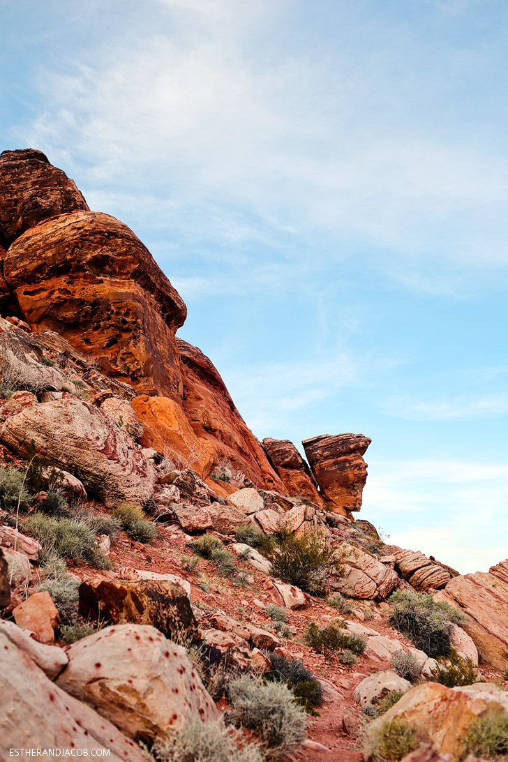 Las Vegas Red Rock Canyon National Conservation Area | Red Springs Loop.