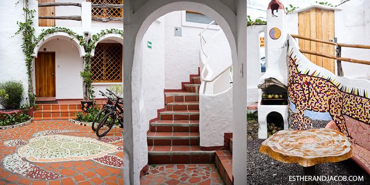 Hotel Mainao Galapagos | Puerto Ayora Santa Cruz Island.