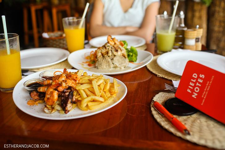 Isla Grill | Food Guide to Puerto Ayora | Things to Do in Santa Cruz Island Galapagos.