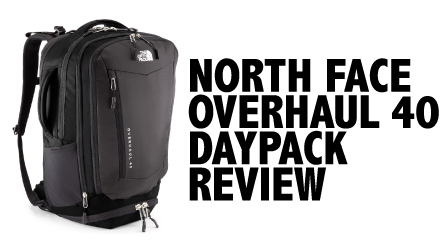 The North Face Overhaul 40 Daypack | Choosing a Backpack.