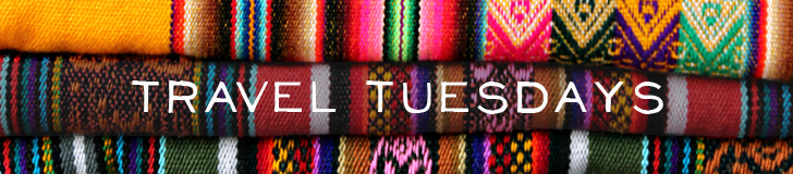 I post about international travel on Travel Tuesdays.