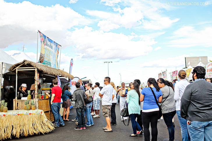 Dole Whip Las Vegas Foodie Fest 2014 | Las Vegas Festivals.