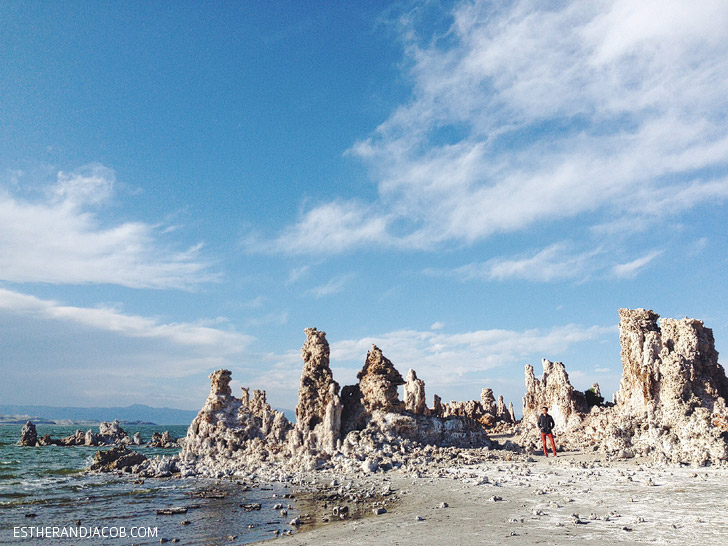 Mono Lake South Tufa Beach.