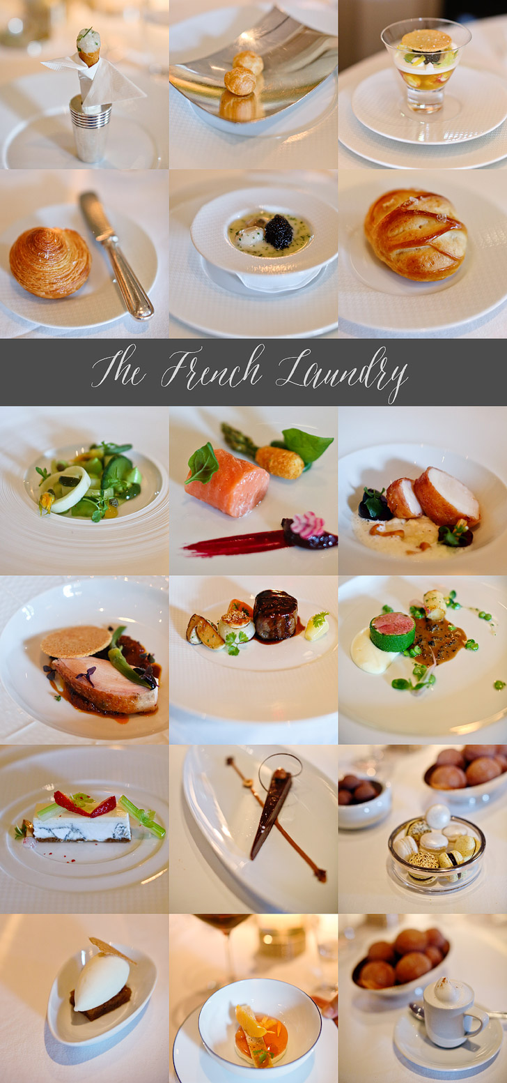 Our Experience at French Laundry Restaurant Napa Valley