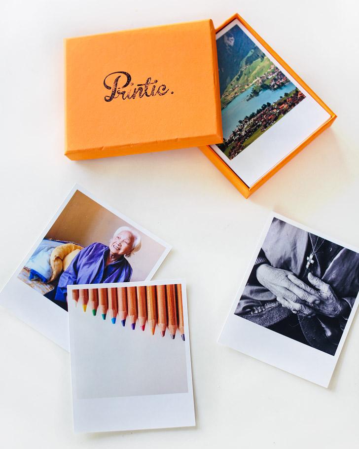 Printic Photo Box + 50 Prints   July Giveaway