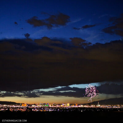 Fireworks Photos Las Vegas | How to take photograph fireworks.