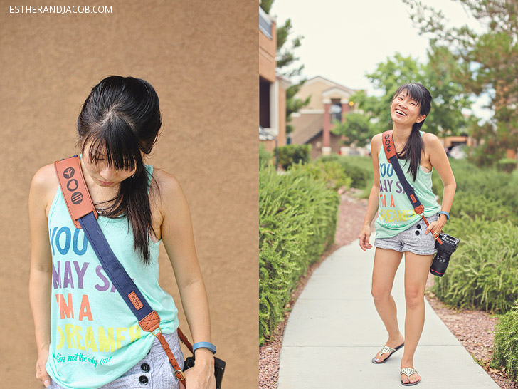 Blog Giveaway: Custom Camera Straps by Fotostrap.
