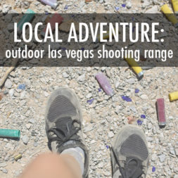 Outdoor Las Vegas Shooting Range | Local Adventurer Link Up