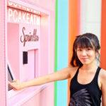24 Hour Sprinkles Cupcake ATM Las Vegas!