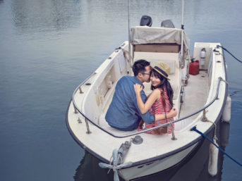 4 Valuable Lessons in Marriage / Nautical Theme Anniversary Photo Ideas by Jeza Photography.