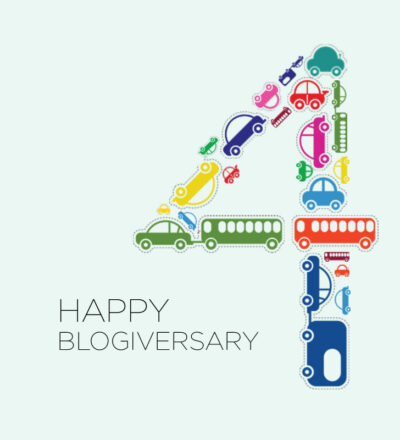 Happy 4 Year Blogiversary + A Too Faced Giveaway (Too Faced Little Black Book of Bronzers).