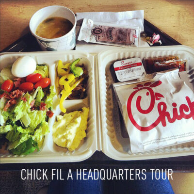 Chick fil a Headquarters Atlanta.