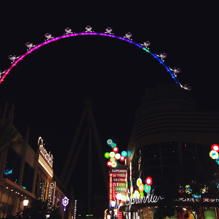 The LINQ // Setting Goals in October.