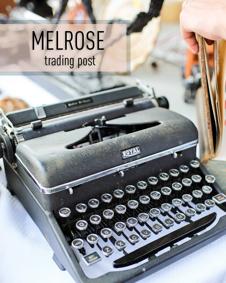 Local Favorite: Melrose Trading Post Flea Market Los Angeles