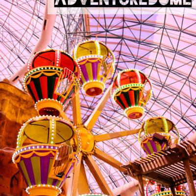 Circus Circus Adventuredome Las Vegas | Las Vegas Amusement Parks.