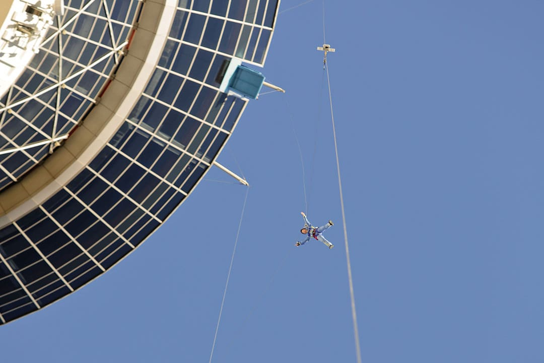 las vegas sky jump stratosphere