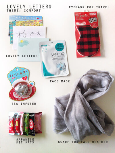 Lovely Letters Sept Link Up & Sign Up for Your Oct Pen Pals.