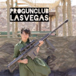 Shooting Machine Guns at Pro Gun Club Las Vegas NV