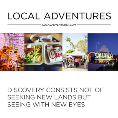 Link Up your October Local Adventures Here!