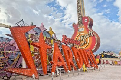 Neon Graveyard Las Vegas