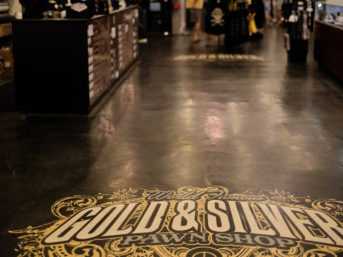 Pawn Stars Gold and Silver Pawn Shop Las Vegas