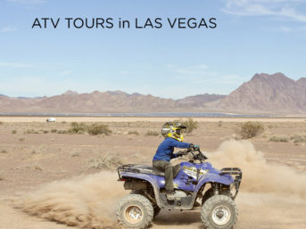 ATV Tours in Las Vegas with Detour Vegas.