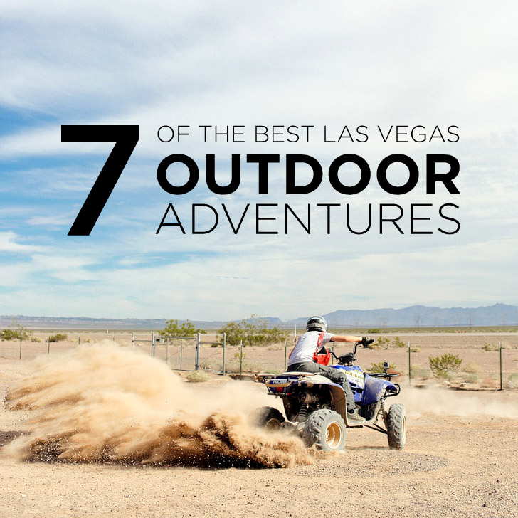 7 Las Vegas Outdoor Activities // Local Adventurer Link Up