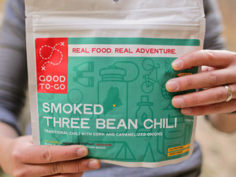 Good to Go Food Review - Food to Take Camping.