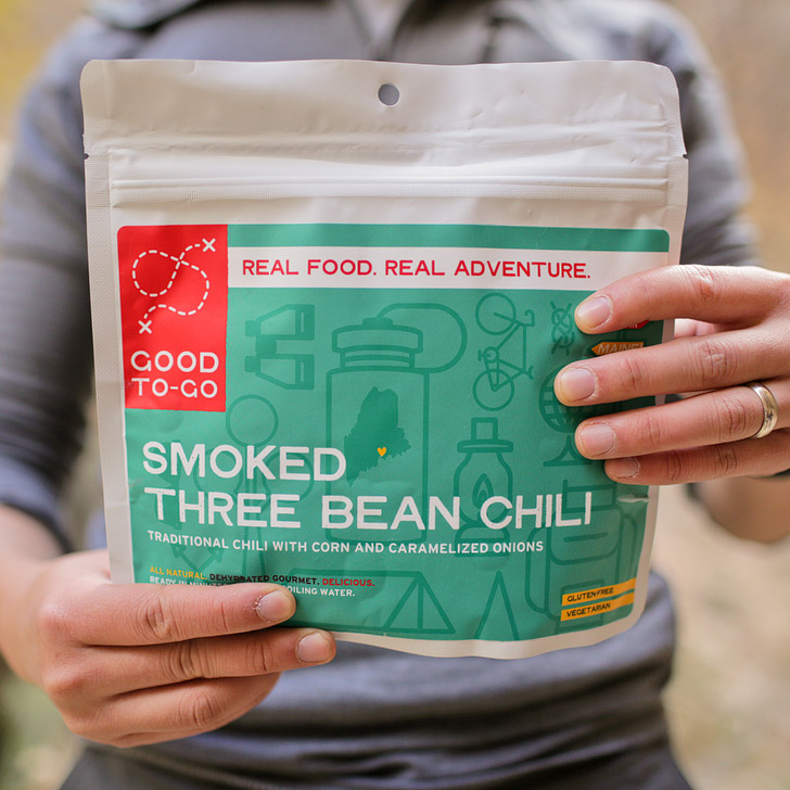 Good To-Go Food Review >> Food to Take Camping + Giveaway