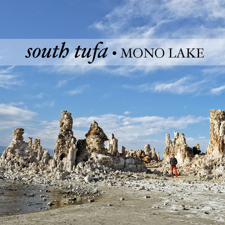 South Tufa Mono Lake California