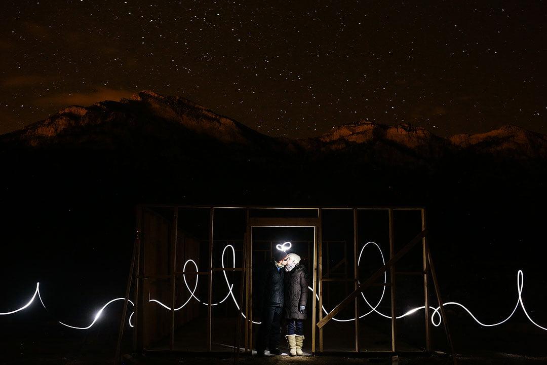 mt potosi stargazing near las vegas